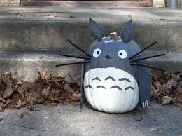 Totoro Pumpkin Designs I Thought You Guys Might Enjoy The Pumpkin I Decorated