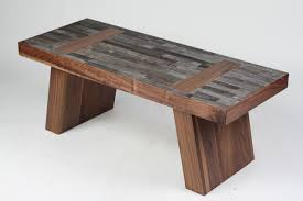 mike's walnut coffee table  the wood whisperer