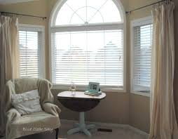 Fascinating Window Treatments For Bay Window Photo Decoration Bay Window Blind Ideas