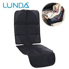 lunda luxury leather car seat protector child nbsp or baby car seat cover easy clean seat protector safety anti slip universal black uk 2019 from yuankun5