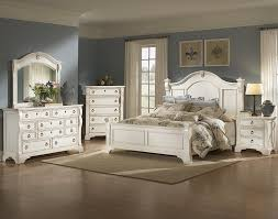 antique white bedroom sets. Amazon.com: American Woodcrafters Heirloom Poster Bed, Antique White, King:  Kitchen \u0026 Dining Antique White Bedroom Sets