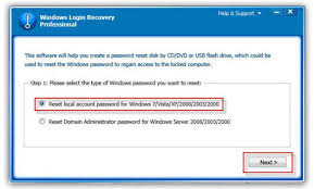 windows 7 pword recovery