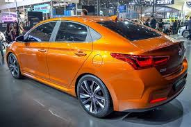 2018 hyundai accent sport. contemporary 2018 2018 hyundai accent rear and hyundai accent sport