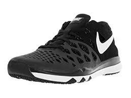 nike running shoes white and black. nike men\u0027s train speed 4, black/white-black, running shoes white and black