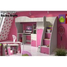 kids bedroom furniture with desk. bajka kids bunk bed with desk bedroom furniture