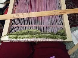 diy rag rug loom luxury weaving craftygrrrl
