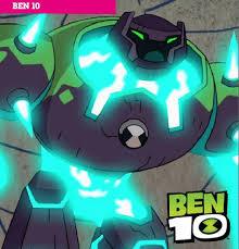 shock rock appears in ben 10 the new alien cartoon network africa tv event