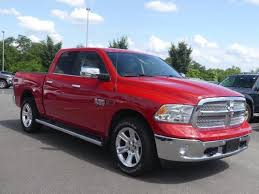 Pre-Owned 2017 Ram 1500 Lone Star 4x4 Crew Cab 5'7