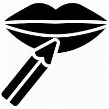 lip liner lip makeup lip pencil lips