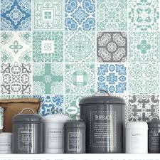 kitchen backsplash tile stickers wall tiles for self adhesive tin tiles for kitchen backsplash talavera