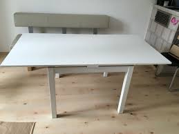 Ikea Esstisch Weiß Bjursta