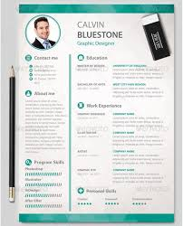 Attractive Resume Templates Awesome Attractive Resume Templates Graphic Designer Resume Template Mac