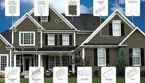 vinyl siding colors and styles. Colors Of Vinyl Siding Home Depot . And Styles I