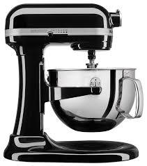 R Amazoncom KitchenAid KL26M1XOB Professional 6Qt BowlLift Stand Mixer   Onyx Black Kitchen U0026 Dining