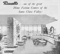 Russell s Furniture Ad 1956 Ad that appeared in a San Jose…