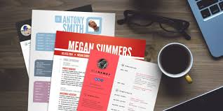 Creative Resume Magnificent 60 Free Creative Resume Templates For Photoshop And Illustrator