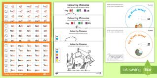 Phonics is a method of teaching kids to learn to read by helping them to match the sounds of letters, and groups of letters, to distinguish. Ll Ss And Ff Words Digraphs Activity Pack Teacher Made