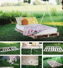 outdoor playground pallet swing source pallets ideas