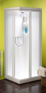 Kubex Kingston All-In-One Sealed Shower Cubicle - Corner Entry - K8CE