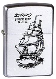 <b>Зажигалка ZIPPO</b> 205 <b>Boat Zippo</b> Since 1932