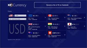 Xe Converter Chart Get Xe Currency Microsoft Store