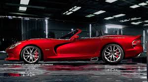 2014 SRT Viper Roadster First Photos and Specs