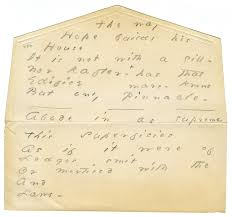 the manuscripts of emily dickinson the public review the manuscripts of emily dickinson