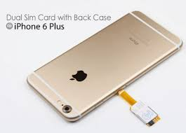 Change credit card associated with itunes/apple id. Dual Sim Card Adapter With Back Case For Iphone 6 Plus