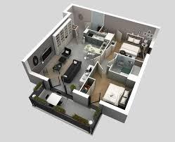 Modern 2 Bedroom House Plans Modern 2 Bedroom Apartment Floor Plans Shoisecom