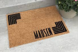 doorstep mats  personalized door mat  coir door mats