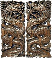 wood carved wall art carved wall art panels dragon wood carved wall art panels unique home wood carved wall art