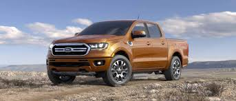 2019 Ford® Ranger Midsize Pickup Truck | Photos, Videos, Colors ...