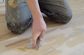 putty for laminate flooring