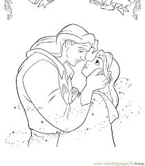 Small Picture Beauty Beast Coloring Page 21 Coloring Page Free Miscellaneous