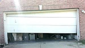 opening garage door from outside how to open garage door manually from outside doors ideas manually opening garage door from