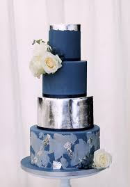49 gorgeous navy and silver with a