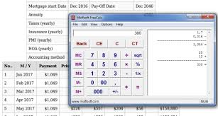 mortgage amortization comparison calculator loan comparison calculator with apr mortgage calculator