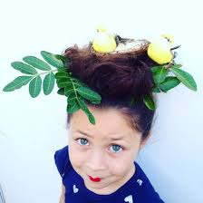 Crazy Hair Style bird nest for crazy hair day crazy hair day pinterest crazy 4179 by wearticles.com