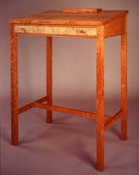stand up desk wood. Brilliant Stand Gasperetti Fine Furniture Stand Up Desk With Wood