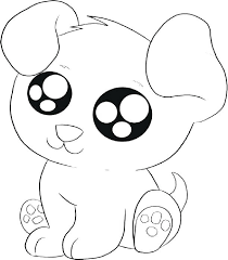 cute puppy coloring pages to print with puppies free printable of