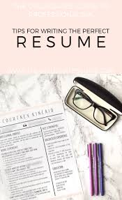 the collegiates guide to professionalism how to write a killer the collegiates guide to professionalism how to write a killer resume