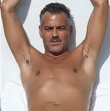 Clooney s Ex Bares Naked Body in New PETA Ads  Rejoice  all ye connoisseurs of truly thrilling pictorial reports on nude  male celebs  for we have collected some unmatched stuff on the sexiest  Hollywood
