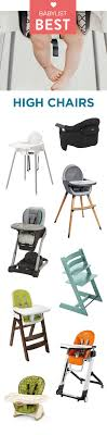 high chairs run the gamut when it comes to and features