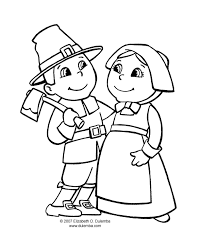 Small Picture Thanksgiving Pilgrim Coloring Pages Coloring Coloring Pages
