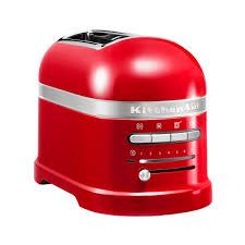 kitchenaid artisan toaster 5kmt2204e 2 slices empire red