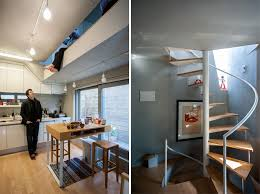 tiny house spiral staircase plush design ideas 14 a by anlstudio