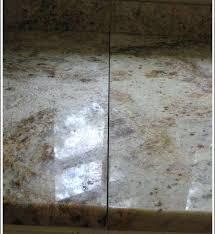 quartz countertop seams seam repair glue