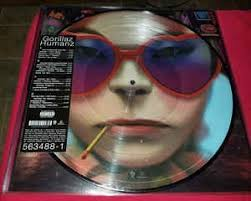<b>GORILLAZ</b> - HUMANZ <b>2 LP</b> PICTURE DISC SET - Amazon.com Music