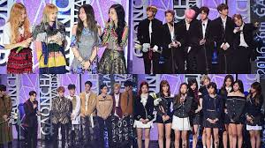 Bts Gaon Chart Kpop Awards 2018 Gaon Chart Music Awards To Be Held In February 2018 With A