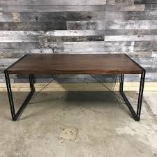 industrial dining table. 72\ Industrial Dining Table